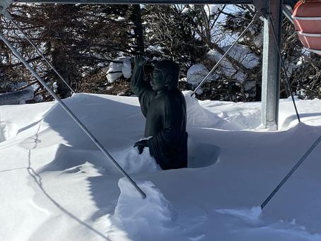 上州武尊山スキーツーリング