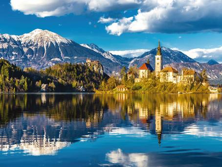 Eslovênia:  verde, criativa e inteligente
