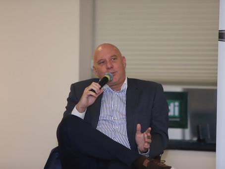 Questões econômicas, preservação dos recursos naturais marcaram o VIDI Pocket Conference com Eduard