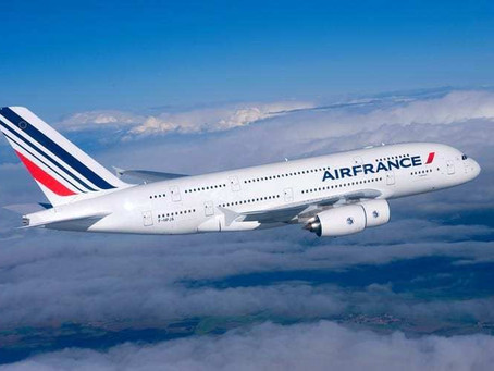 Air France convida clientes a votarem em projetos de compensação de carbono, um é no Brasil