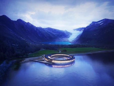 Hotel mais sustentável do mundo será inaugurado na Noruega em 2021