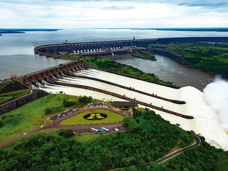 Itaipu: gigante que nunca dorme