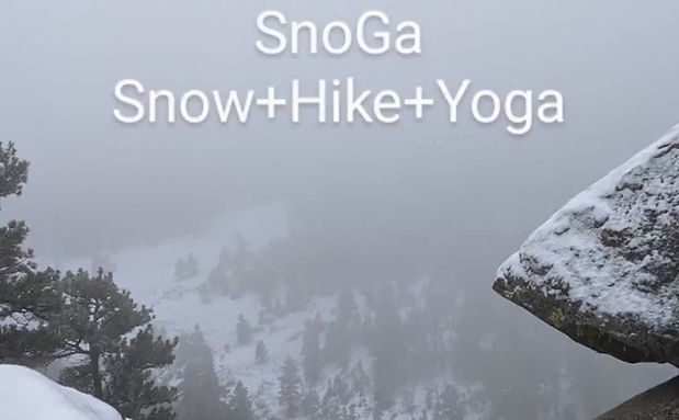 Join us for Snoga! Sign up details below.