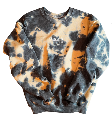 TURKITUP Sweatshirt - Tie Dye