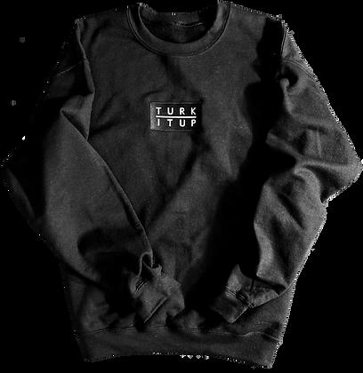 TURKITUP Sweatshirt - Black