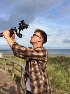 Creatieve videograaf i n Zeeland.