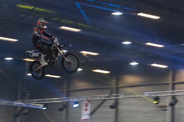 Motorcross Zeelandhallen Goes