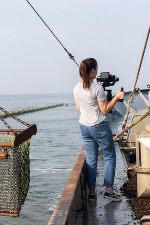 Bedrijfsvideo- professionele videograaf- Delta Mossel