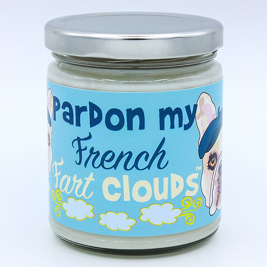 PARDON MY FRENCH FART CLOUDS™