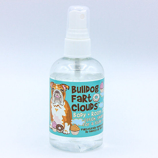 Bulldog Fart Clouds™ SPRAY
