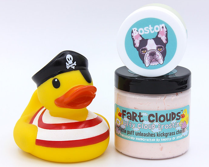 Boston Fart Clouds™ SOAP