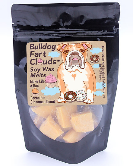 BULLDOG FART CLOUDS® melt