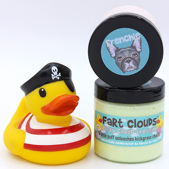 Frenchie Fart Clouds™ SOAP dark