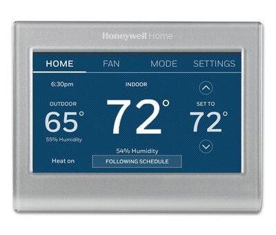 Programmable thermostats  10% on heating and cooling