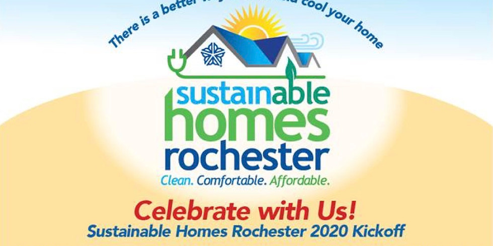 Sustainable Homes Rochester 2020 Campaign Kick-off Event
