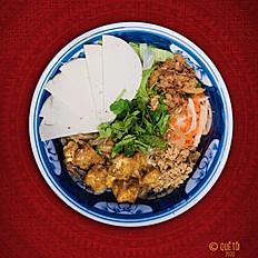 Bún Chay (Bò Bún Vegan)