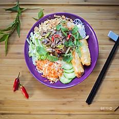 Bún Bò Nam Bộ (Bò Bún)