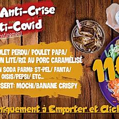 MENU 11€ Anti-Crise