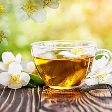 Boite de Thé vert jasmin à infusé chez soi