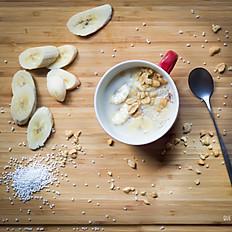 Nouveau- Chè Chuối- Dessert à la banane