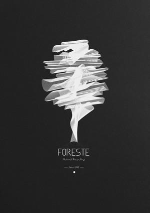 0-0 forest logo stationery-premium-mocku