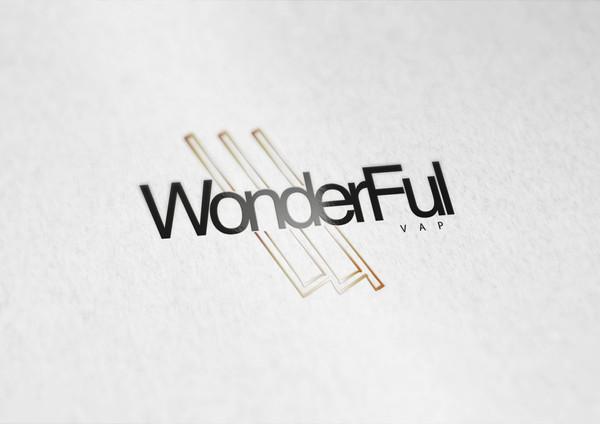 1-wonderfullvap Branding Identity MockUp