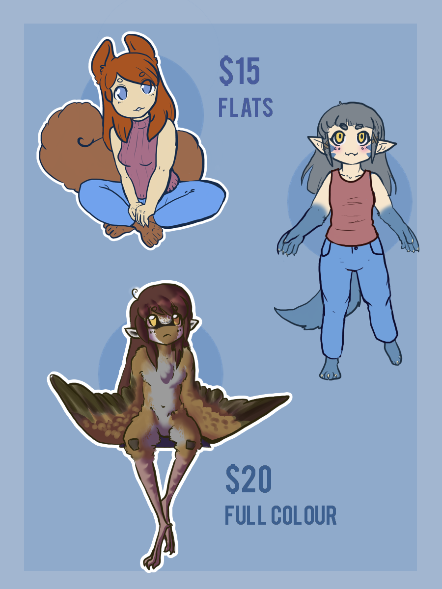 Small Commissions