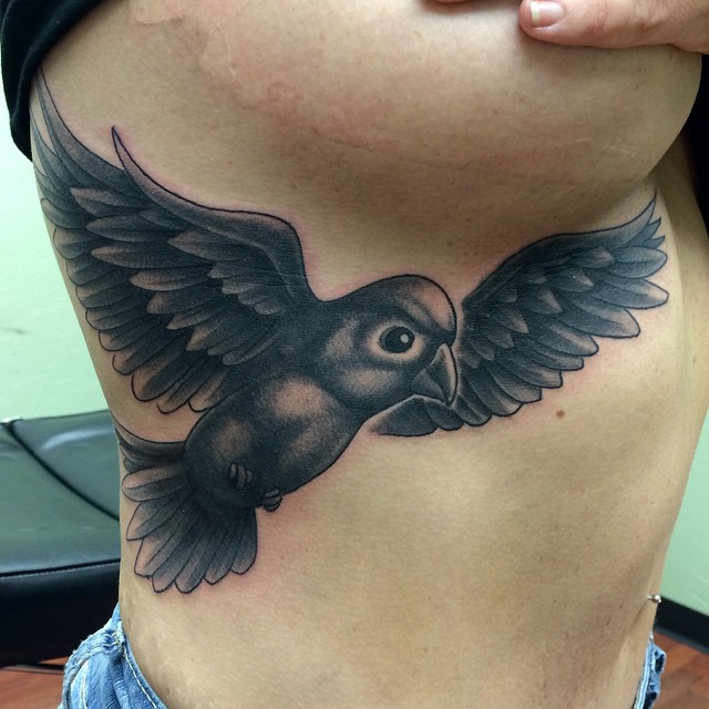 Instagram - #bird #tattoo #tattoos #ink #inked