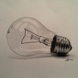 Instagram - #lightbulb #pencil #drawing #sketch #art
