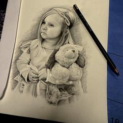 Instagram - #portrait #pencil #drawing #sketch #art #fart