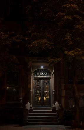 Harlem Doorway