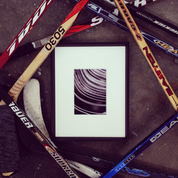 Stick Blades, 2014.  Come see my new wor