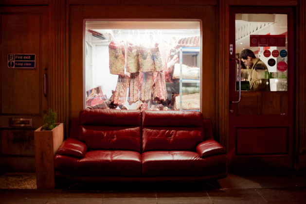 Butcher Shop, London