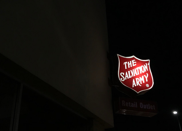 Salvation Army, Oakland, California