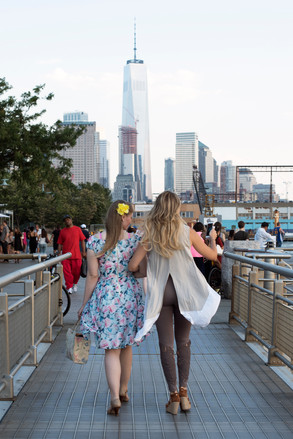 Hudson River Park, New York City, New York