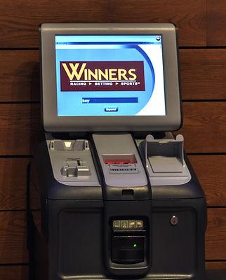Winners self wagering terminal