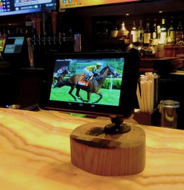 Winners betting tablet