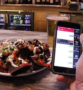 Winners mobile wagering - digital link wagering app