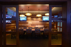 Bobby V's private dining & conference room