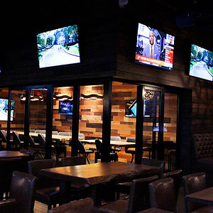 Private dining & conference room a Bobby V's