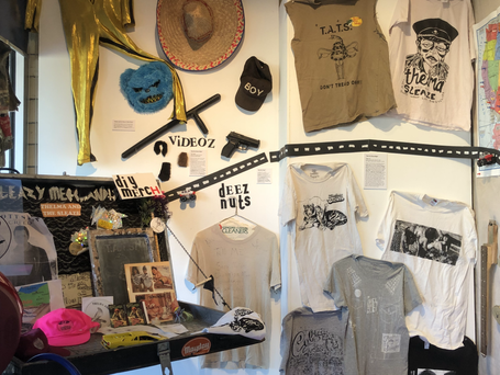 Thelma and The Sleaze Pop-up Museum