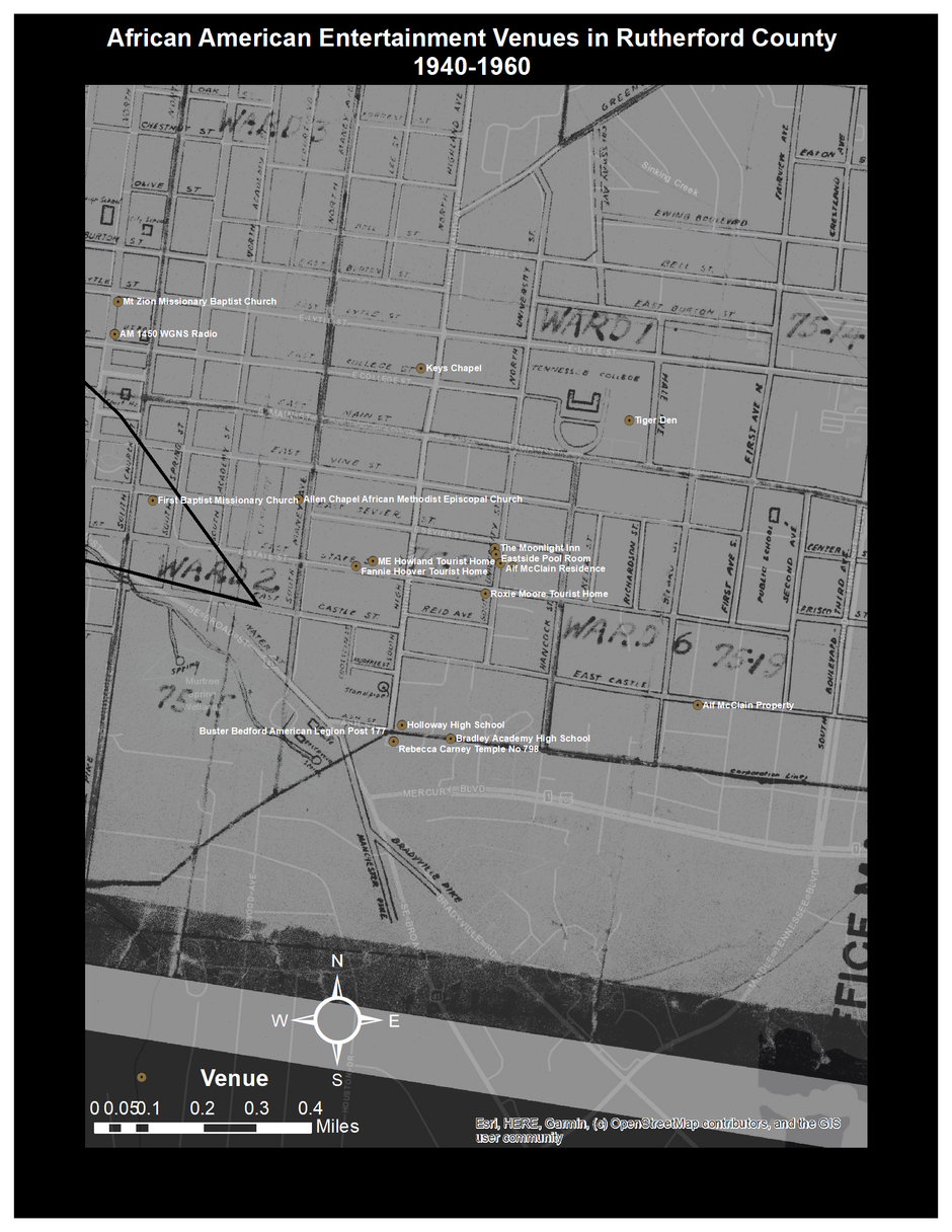 Historic mapping with ArcGIS