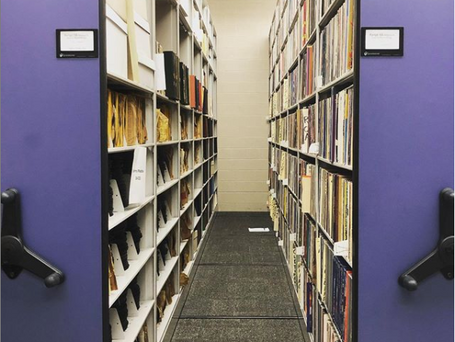 The Archives at The Center for Popular Music