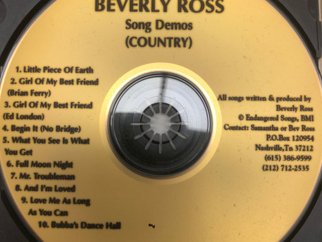 More from The Beverly Ross Collection