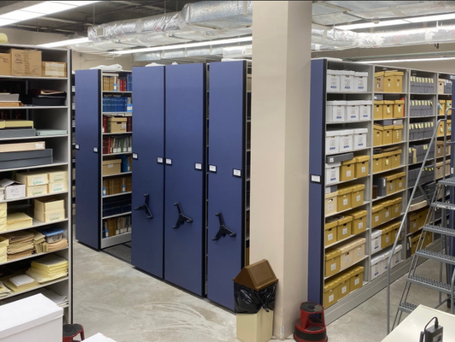The Center for Popular Music's Archives