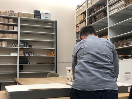 Archival Processing: Arrangement