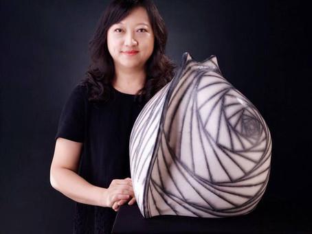 國際級陶藝家黃玉英|藝術與教育的結合