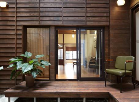 青田居|八十年日式建築 隱身小巷內的旅人駐所