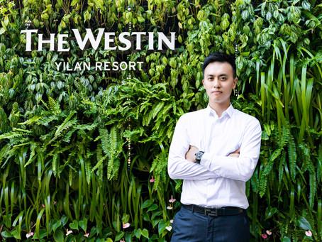 「宜蘭力麗威斯汀度假酒店」董事長 郭濟綱──在蘭陽水故鄉體驗五星級的愛家生活