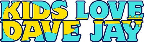 Kids Love Dave Jay Logo